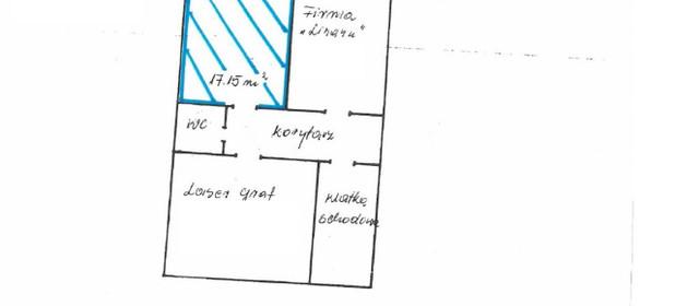 Lokal do wynajęcia 56 m² Krosno - zdjęcie 2