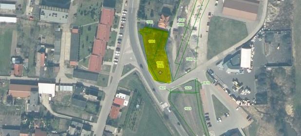 Działka na sprzedaż 1291 m² Oleski Gorzów Śląski Towarowa - zdjęcie 1