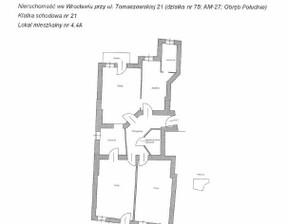 Mieszkanie na sprzedaż, Wrocław Tomaszowska, 92 m²