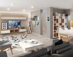 Morizon WP ogłoszenia | Mieszkanie w inwestycji Miętowa Park, Poznań, 76 m² | 7838