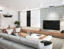 Morizon WP ogłoszenia | Mieszkanie w inwestycji Miętowa Park, Poznań, 91 m² | 7831