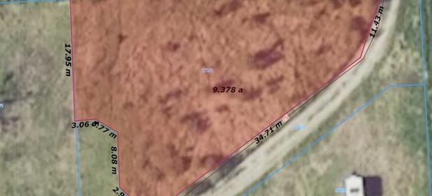 Działka na sprzedaż 932 m² Opolski Dąbrowa Siedliska Kwiatowa - zdjęcie 2