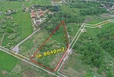 Działka na sprzedaż, Zawodzie Cicha, 8040 m²