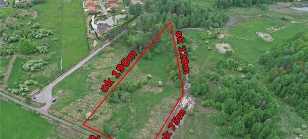 Działka na sprzedaż 8040 m² Czestochowski Poczesna Zawodzie Cicha - zdjęcie 3