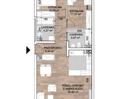 Morizon WP ogłoszenia | Mieszkanie na sprzedaż, Sobótka Piotra Włosta, 71 m² | 0548