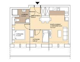 Morizon WP ogłoszenia | Mieszkanie na sprzedaż, Wrocław Śródmieście, 48 m² | 0543