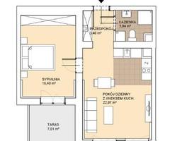 Morizon WP ogłoszenia | Mieszkanie na sprzedaż, Wrocław Śródmieście, 46 m² | 0545