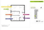 Morizon WP ogłoszenia | Mieszkanie na sprzedaż, Warszawa Białołęka, 56 m² | 4550