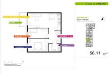Mieszkanie na sprzedaż, Warszawa Białołęka, 56 m²