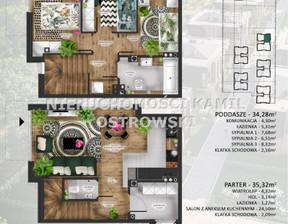 Mieszkanie na sprzedaż, Białystok Dojlidy Górne, 71 m²