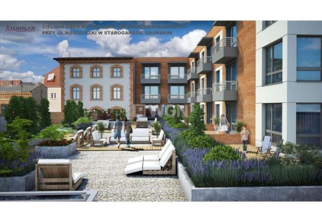 Morizon WP ogłoszenia   Mieszkanie na sprzedaż, Starogard Gdański Kościuszki , 38 m²   3199