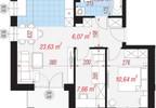 Mieszkanie na sprzedaż, Polkowice Fiołkowa, 53 m²   Morizon.pl   0669 nr2