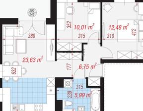 Mieszkanie na sprzedaż, Polkowice Fiołkowa, 59 m²