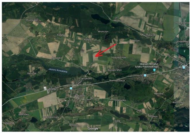 Działka na sprzedaż, Jerzykowo, 1441 m² | Morizon.pl | 8175