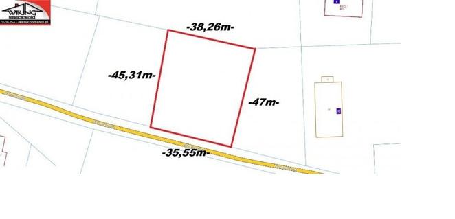 Morizon WP ogłoszenia | Działka na sprzedaż, Garby Wycieczkowa, 1680 m² | 4336