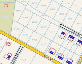 Działka na sprzedaż, Gortatowo Bajkowa, 920 m²
