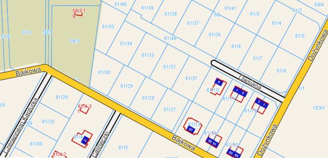 Morizon WP ogłoszenia   Działka na sprzedaż, Gortatowo Bajkowa, 920 m²   0430