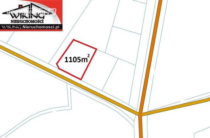 Działka na sprzedaż, Stępocin, 1105 m² | Morizon.pl | 8971