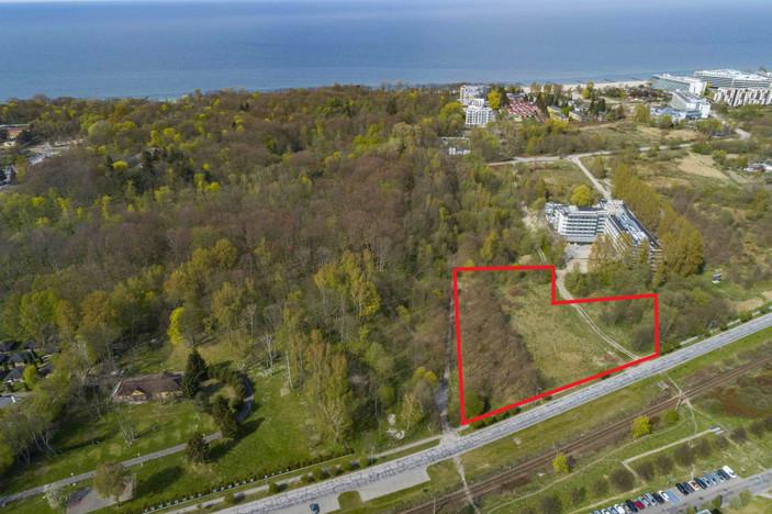 Działka na sprzedaż, Kołobrzeg, 12676 m² | Morizon.pl | 0172