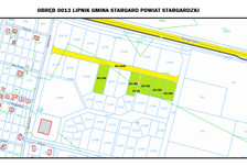 Działka na sprzedaż, Lipnik, 3186 m²