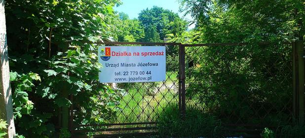 Działka na sprzedaż 2534 m² Otwocki (pow.) Józefów Jarosławska - zdjęcie 2
