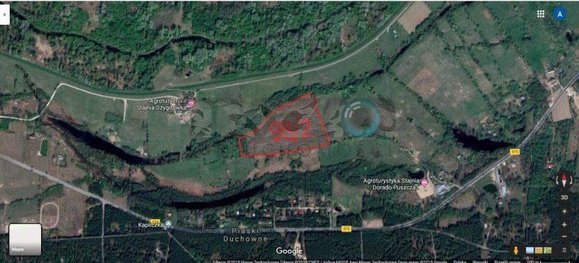Działka na sprzedaż, Leoncin, 45500 m² | Morizon.pl | 0809
