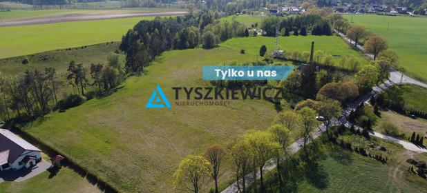 Działka na sprzedaż 7250 m² Bytowski Czarna Dąbrówka Jasień - zdjęcie 1
