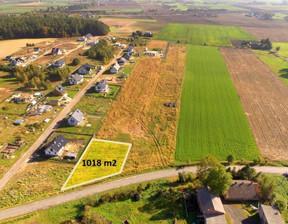 Działka na sprzedaż, Tczew, 1018 m²