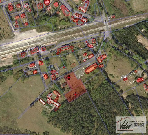 Działka na sprzedaż, Biesal, 1828 m²   Morizon.pl   4787