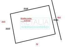 Działka na sprzedaż, Wola Prażmowska, 1170 m²