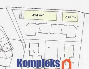 Działka na sprzedaż, Szczecin Majowe, 724 m²