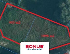 Działka na sprzedaż, Dołuje, 2033 m²