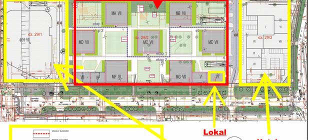 Lokal usługowy do wynajęcia 105 m² Warszawa Mokotów Taśmowa - zdjęcie 3
