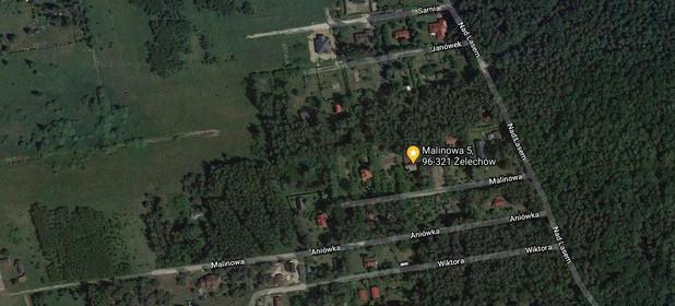 Działka na sprzedaż 3600 m² Grodziski (pow.) Żabia Wola (gm.) Żelechów Malinowa 5 - zdjęcie 1