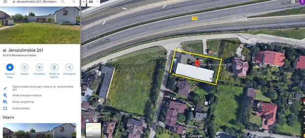 Magazyn na sprzedaż 420 m² Pruszkowski (pow.) Michałowice (gm.) Michałowice Al. Jerozolimskie  - zdjęcie 3