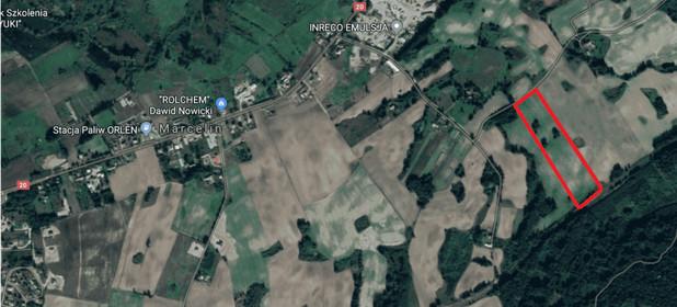 Działka na sprzedaż 60000 m² Szczecinecki (Pow.) Szczecinek (Gm.) Marcelin Jagodowa - zdjęcie 1