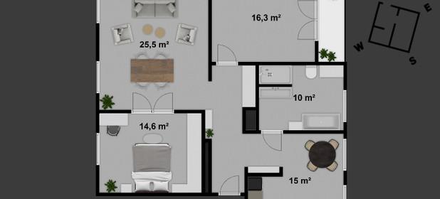 Mieszkanie na sprzedaż 87 m² Kraków Krowodrza Królewska - zdjęcie 2