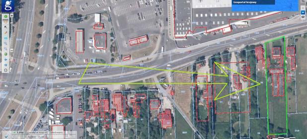 Działka na sprzedaż 3200 m² Łódź Górna Kolumny - zdjęcie 1