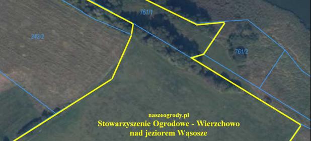 Działka na sprzedaż 465 m² Drawski (pow.) Wierzchowo (gm.) Wierzchowo Brak nazwy - zdjęcie 1