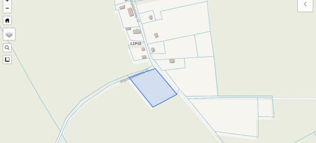 Działka na sprzedaż 6680 m² Wałecki (Pow.) Wałcz (Gm.) Lipie - zdjęcie 3