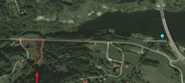 Działka na sprzedaż 2681 m² Wadowicki (pow.) Mucharz (gm.) Jaszczurowa - zdjęcie 2