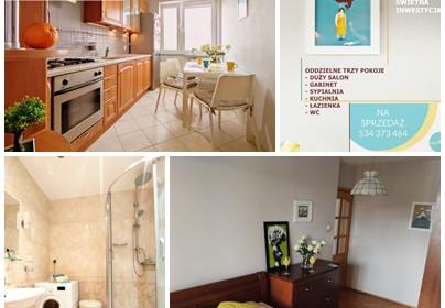 Mieszkanie na sprzedaż 63 m² Białystok Nowe Miasto Wiejska - zdjęcie 2