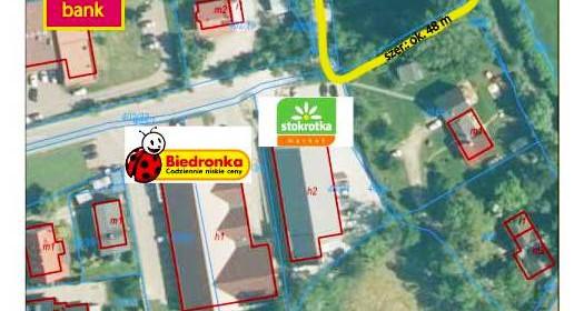 Działka na sprzedaż 2933 m² Bielski (Pow.) Jasienica (Gm.) Jasienica - zdjęcie 1