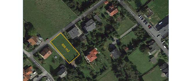 Działka na sprzedaż 806 m² Bielski (Pow.) Czechowice-Dziedzice (Gm.) Czechowice Południowe Pasieki - zdjęcie 2