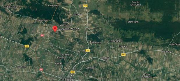 Działka na sprzedaż 35900 m² Sochaczewski (Pow.) Młodzieszyn (Gm.) Juliopol - zdjęcie 1