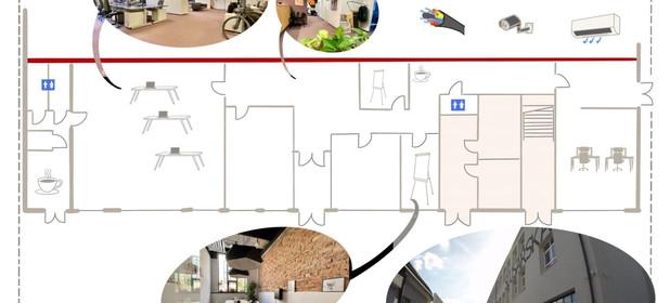 Lokal biurowy do wynajęcia 325 m² Kraków Podgórze Ślusarska - zdjęcie 2