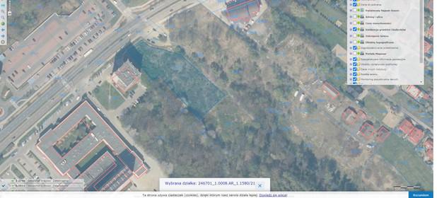 Działka na sprzedaż 3997 m² Jastrzębie-Zdrój Centrum Jana Pawła II - zdjęcie 2