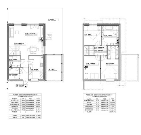 Dom w inwestycji Osiedle Dębowe etap VII, Bielany Wrocławskie, 122 m² | Morizon.pl | 3522
