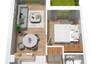 Morizon WP ogłoszenia | Mieszkanie w inwestycji Stawowa Przystań, Kraków, 38 m² | 7755