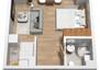 Morizon WP ogłoszenia | Mieszkanie w inwestycji Stawowa Przystań, Kraków, 30 m² | 7800